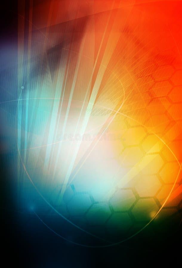 Free Streams Of Light Stock Image - 17795301