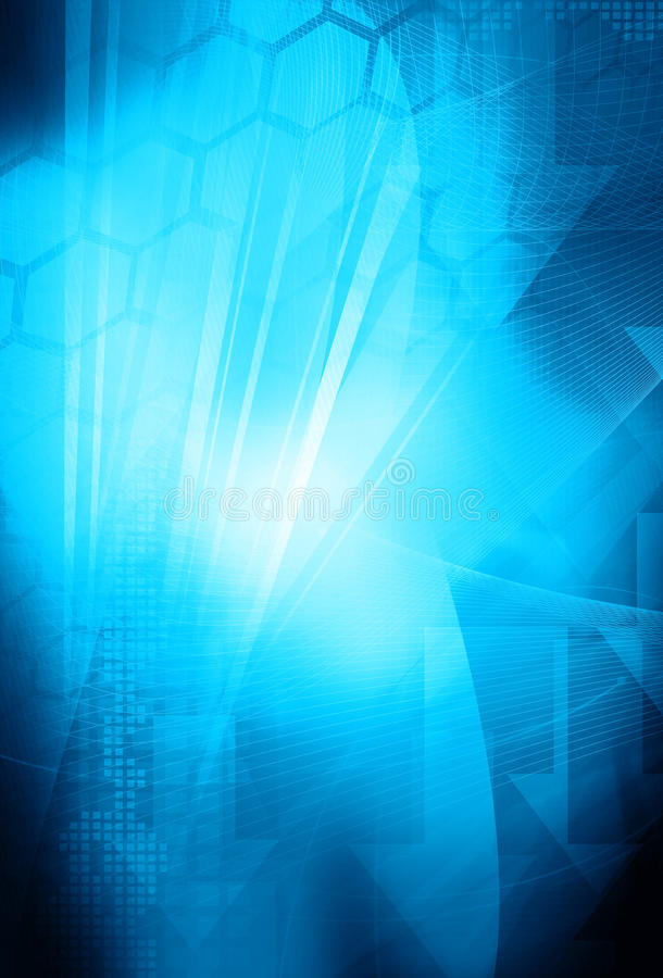 Free Streams Of Light Abstract Royalty Free Stock Image - 21571396