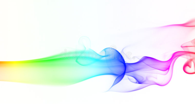 Download Streams of a smoke stock image. Image of subtle, effect - 5732259