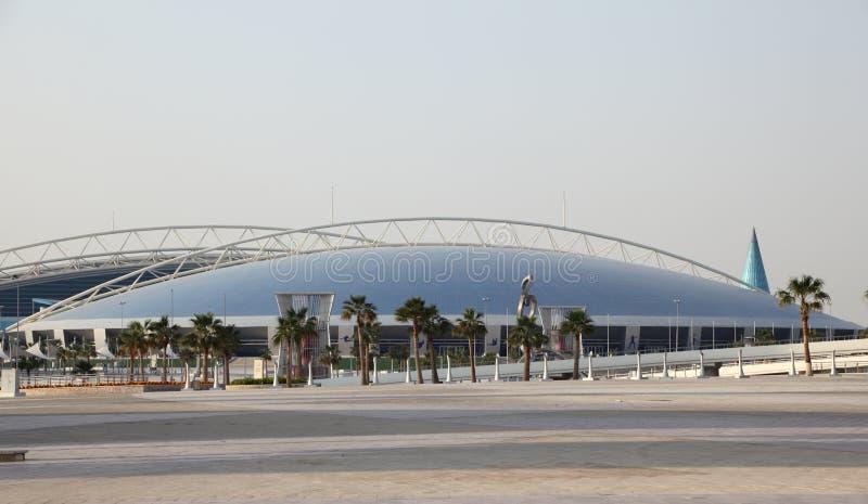 Streef Koepel en Academie, Doha stock foto