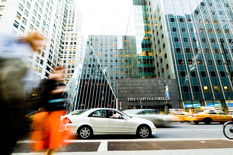 Street. NYC Street
