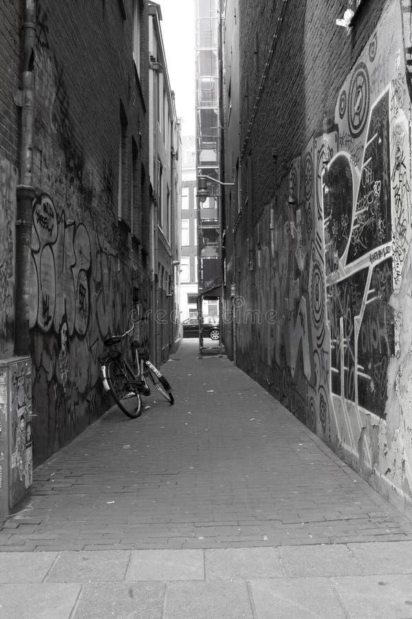 Download Street stock photo. Image of black, street, amsterdam - 4431512