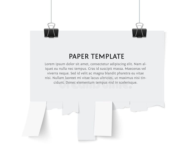 ad sheet template