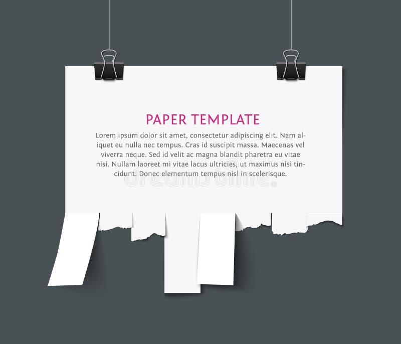 tear sheet template