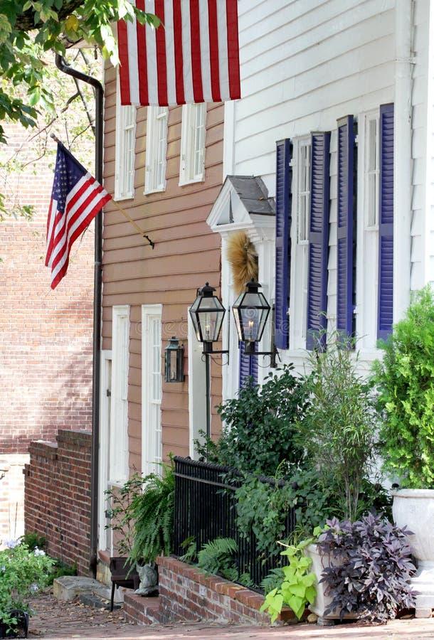 Download Street In Alexandria, Virginia Stock Photo - Image: 17684672
