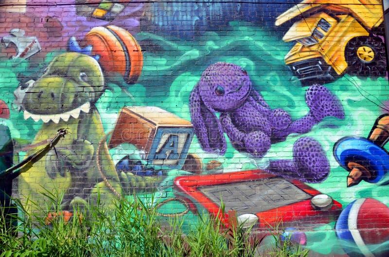 Street Art royalty free stock photo