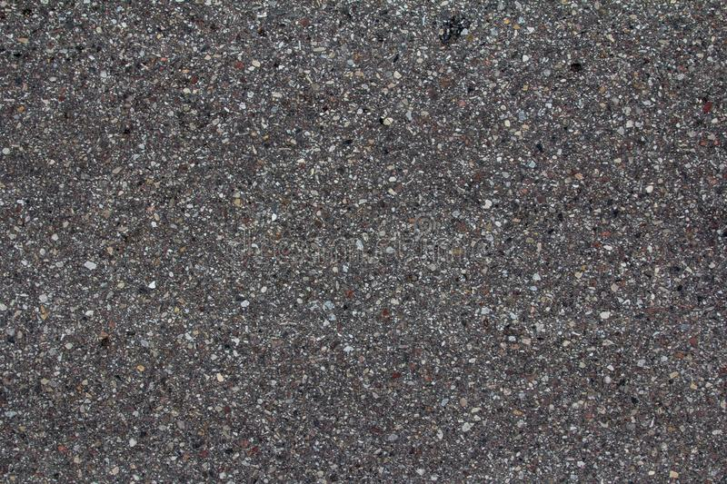 Street asphalt texture. Rough road surface background. Abstract pavement pattern.  royalty free stock images