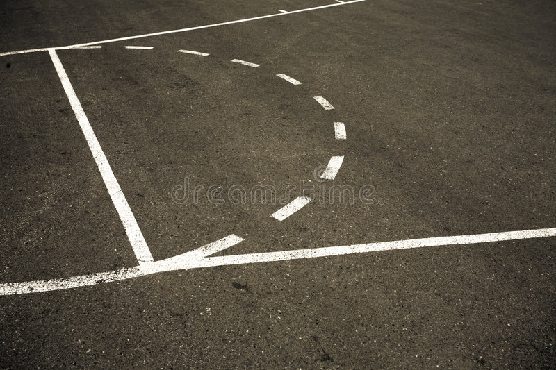 Download Street basketball court stock photo. Image of abstract - 4839668
