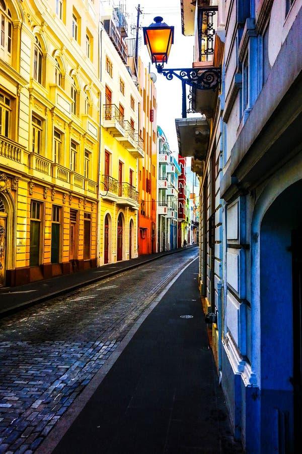 Street beauty ..... stock photo