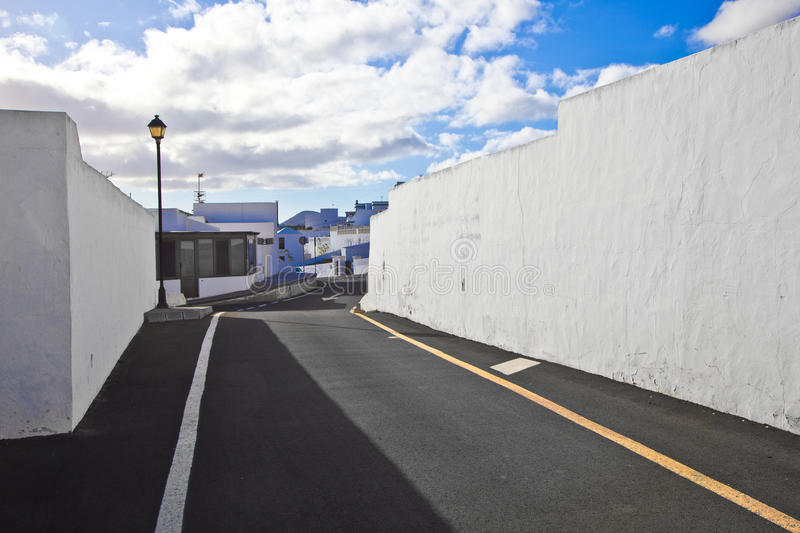 Download Street With Buildings Mediterranean Style Stock Photo - Image: 27778804