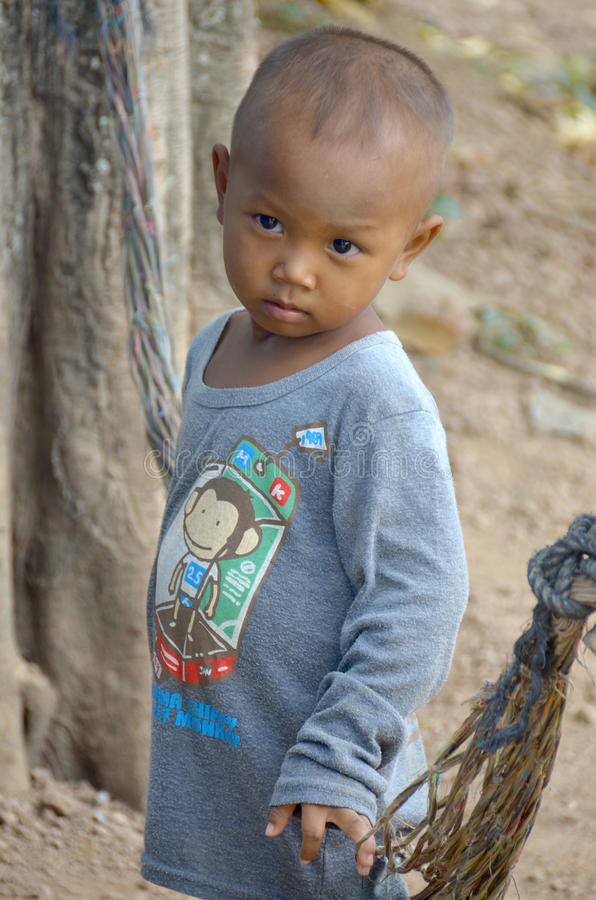 Free Street Child Stock Images - 47339374