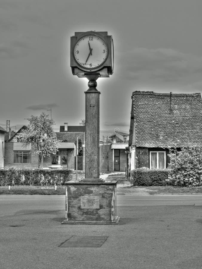 Download Street Clock Royalty Free Stock Image - Image: 24670456