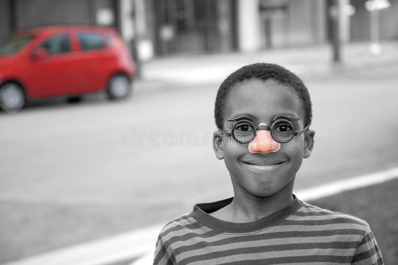 Download On the street clown stock photo. Image of night, evening - 10811214