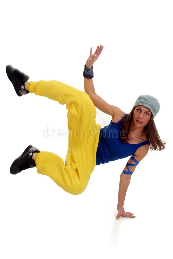 Free Street Dancer Stock Image - 8755741
