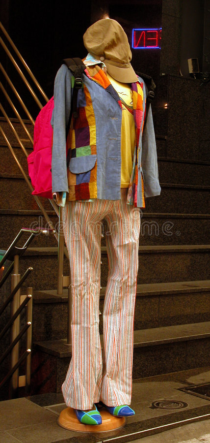 Street fashion stock photos