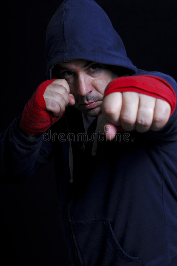 Street Fighter Stock Images