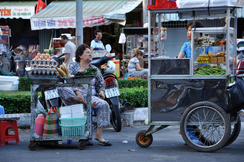 Download Street Food In Asia. Mekong Delta, Vietnam Editorial Photo - Image of organic, chinese: 90822401