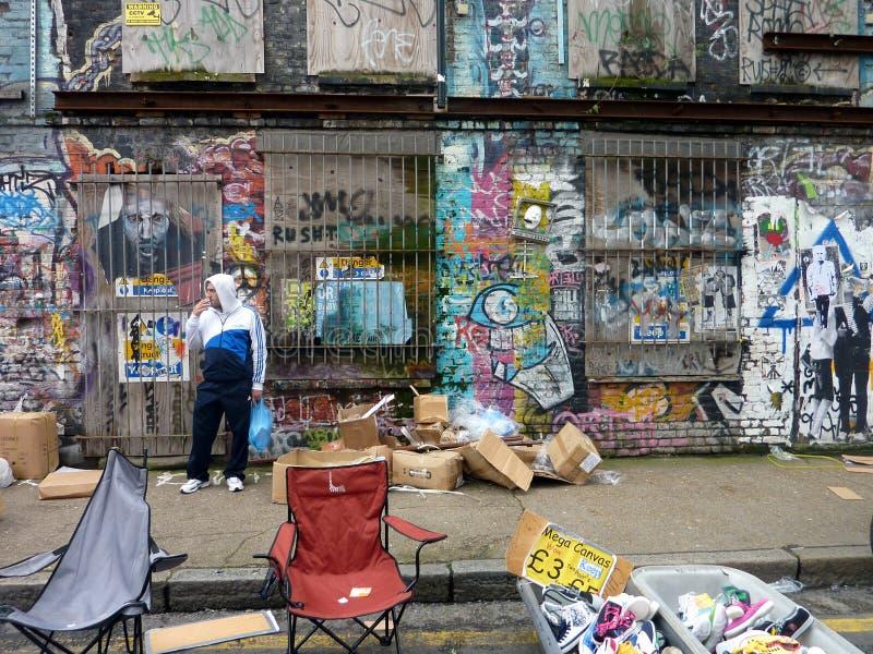 Download Street graffiti art art editorial image. Image of market - 33117620