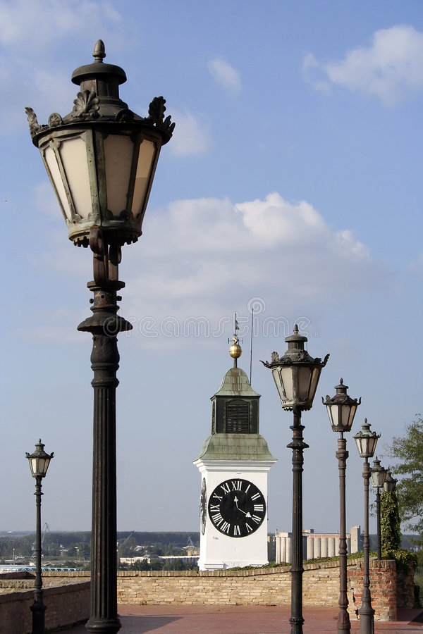 Download Street lamp stock image. Image of photo, image, architectural - 1357153