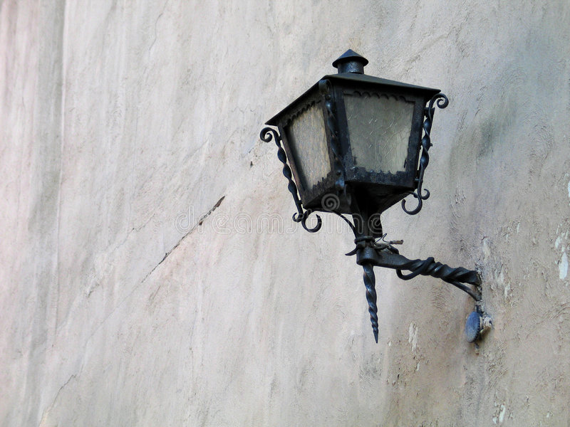 Download Street lamp stock image. Image of house, decorative, light - 21977