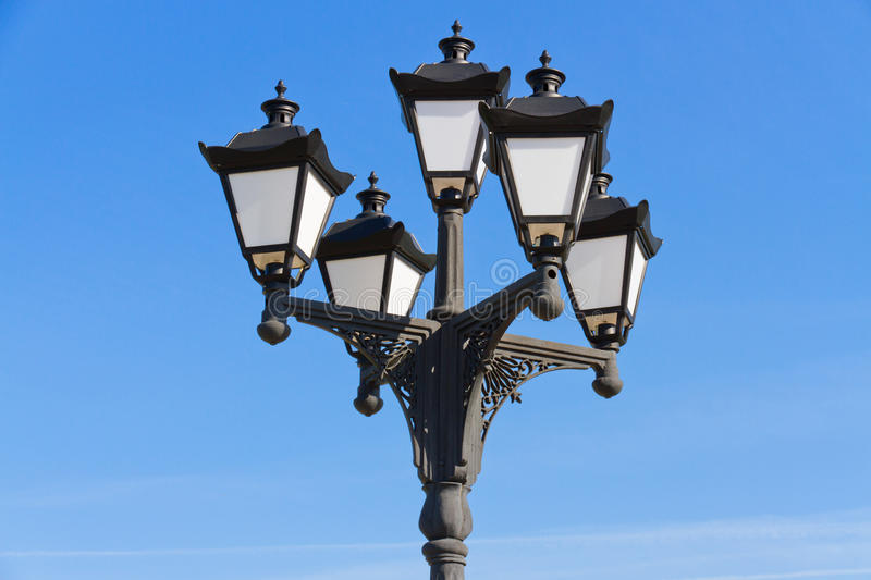 Download Street lamp stock photo. Image of architecture, vintage - 25160266