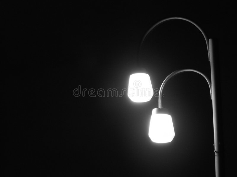 Download Street Lamp stock image. Image of alone, glow, road, beacon - 251725