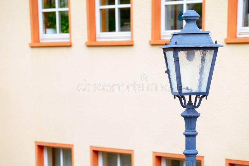 Download Street lamp stock photo. Image of wall, light, urban - 26525172