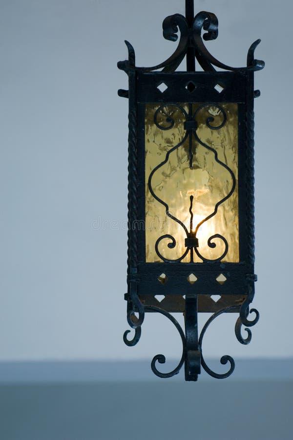 Street lamp royalty free stock photo
