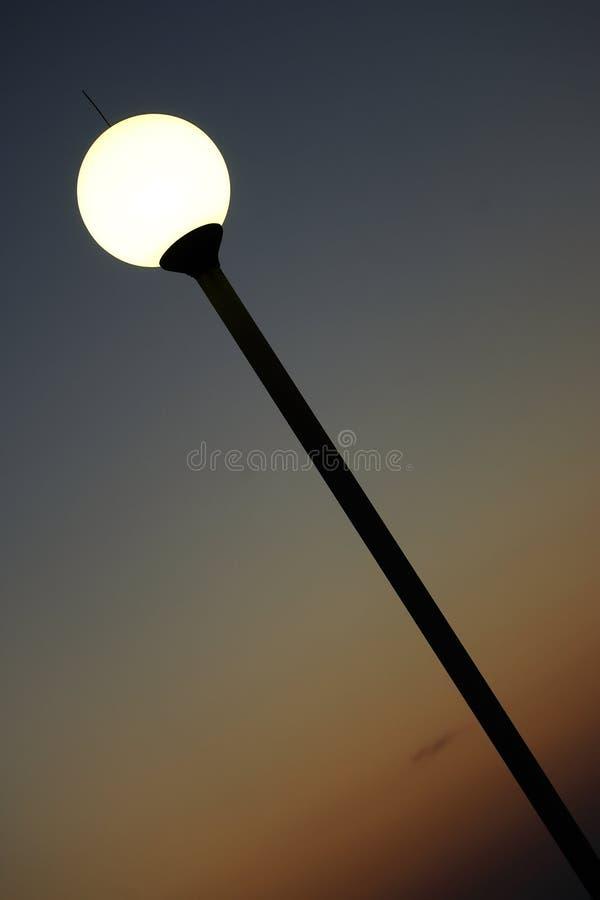 Free Street Lamp Royalty Free Stock Photo - 3548255