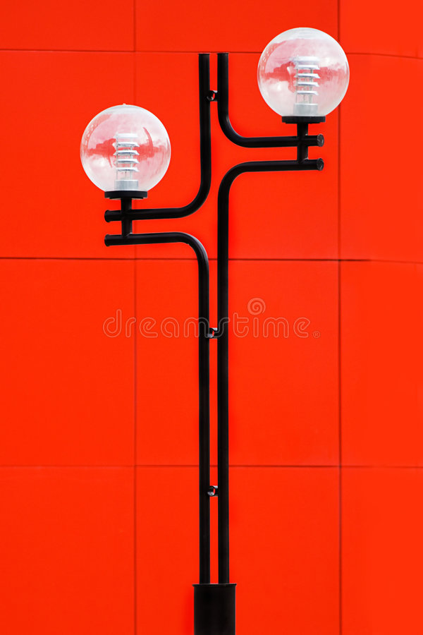 Download Street lamp stock photo. Image of color, pattern, decoration - 6966608
