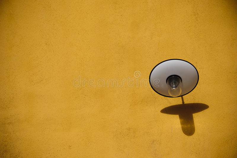 Download Outdoor wall light stock photo. Image of background, lights - 35093760
