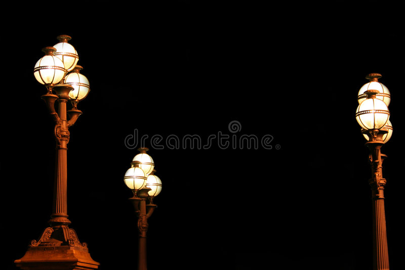 Download Street Lamps Royalty Free Stock Photography - Image: 181147