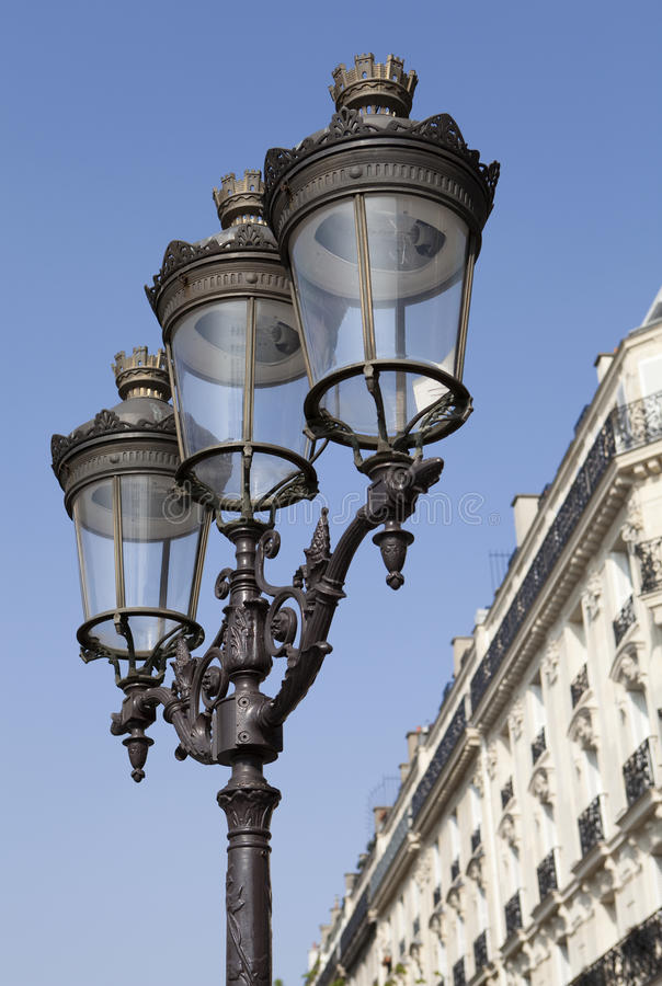 Download Street lamps stock image. Image of historic, urban, city - 26333955