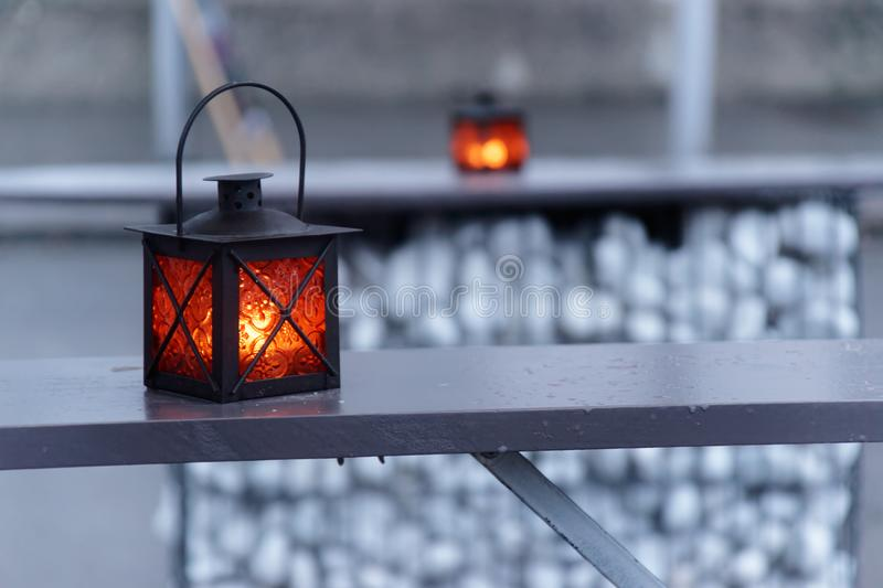 Street lantern with background stock images