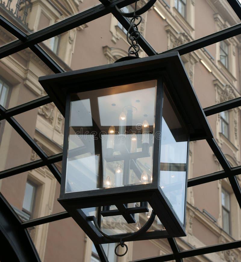 Street Lantern-St. Petersburg Stock Image