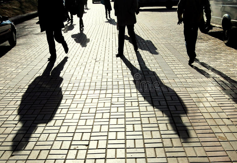 Download Street life stock image. Image of street, commuter, urban - 10431231