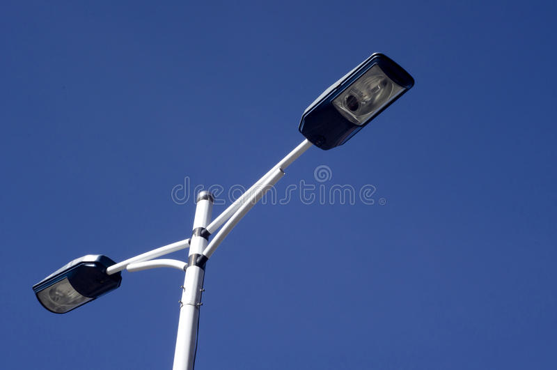 Download Street light stock photo. Image of illuminated, cloud - 26625578