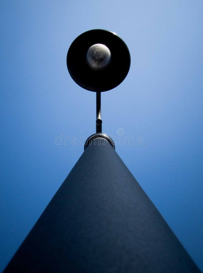 A Street Light royalty free stock images