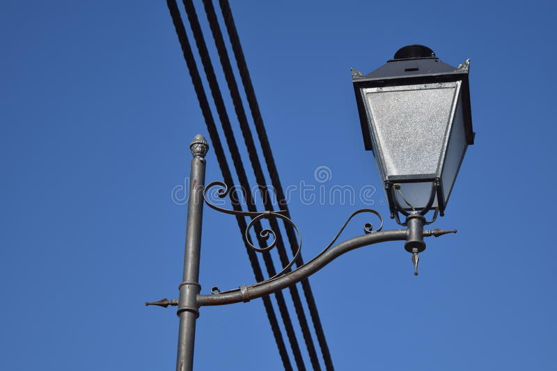 Street light. stock photo