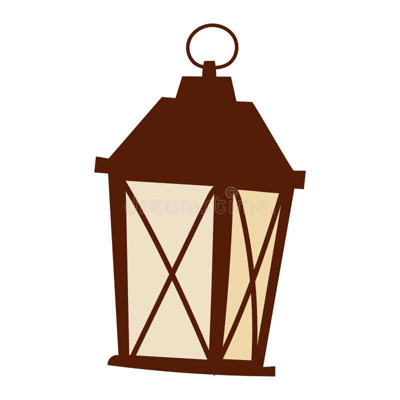 Free Street Light Vector Illustration. Stock Photo - 78803650