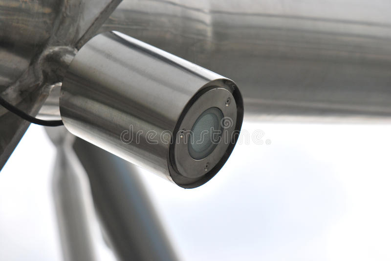 Download Surveillance Camera stock image. Image of prevention - 28442647
