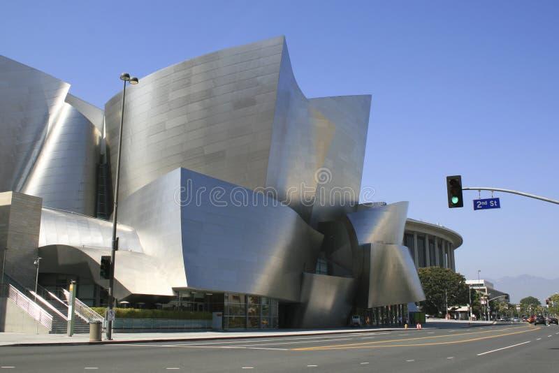 Street in Los Angeles stock image