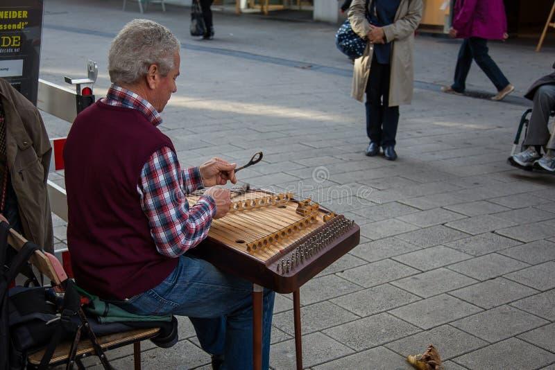Street, Musical Instrument, Xylophone, Recreation