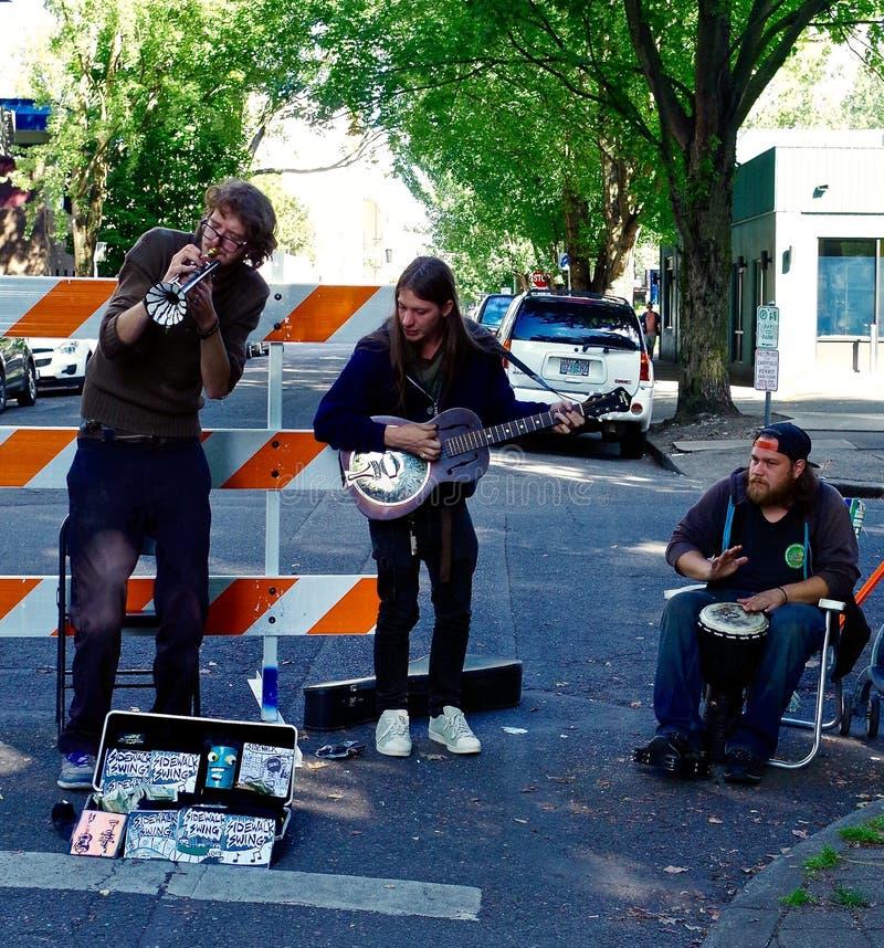 Street Musicians stock photos