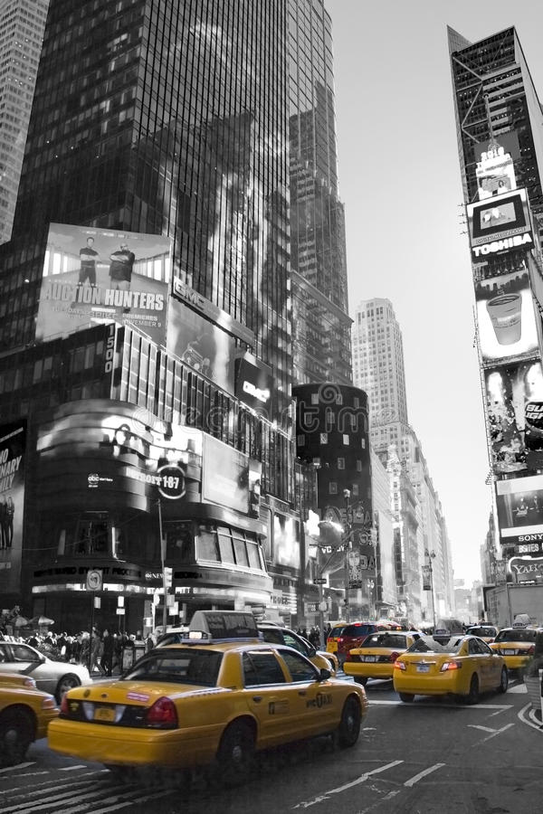 Free Street Of New York Royalty Free Stock Photography - 17747347