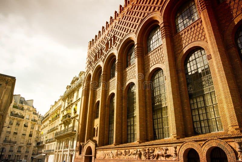 Download Street in paris stock image. Image of residental, sunlight - 24296971