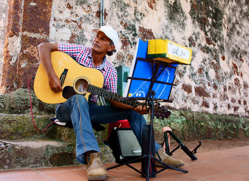 Download Street performers stock image. Image of guitar, hand - 20450903