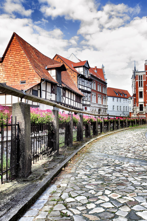 Download Street In Quedlinburg Royalty Free Stock Images - Image: 26435829