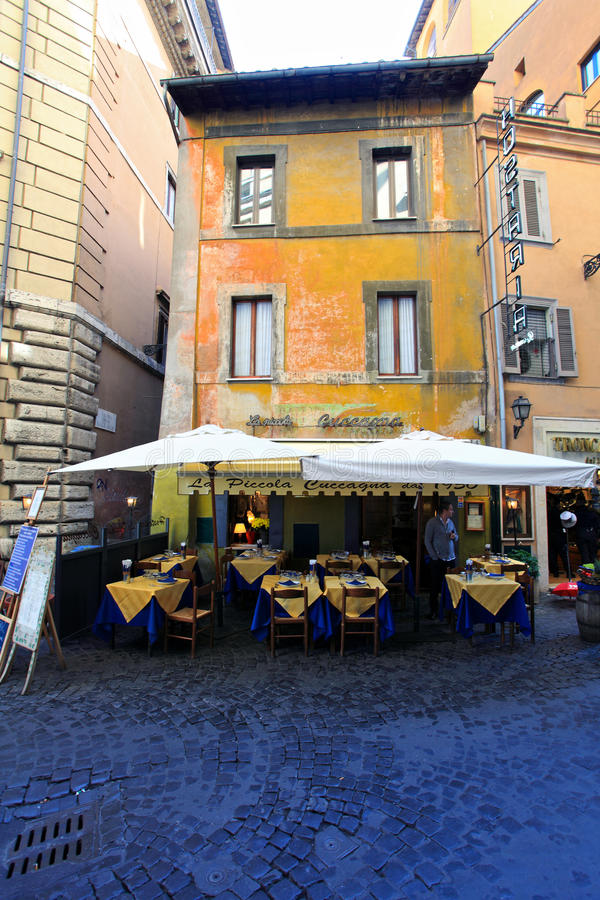 Street.Rome stock images