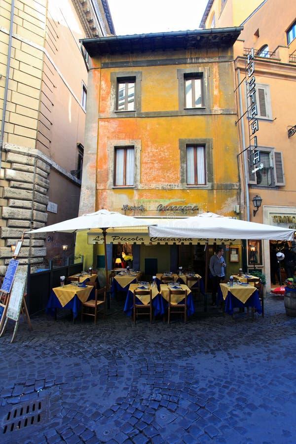 Street.Rome imagenes de archivo